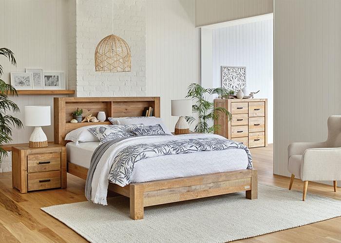 Der Luxus von Holzmöbeln